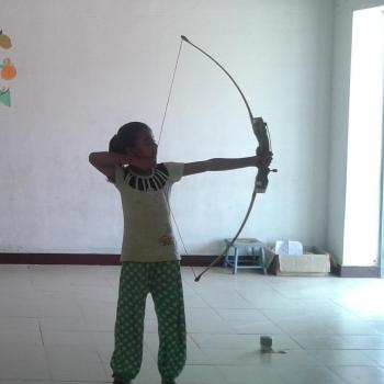 erode archery association in Erode