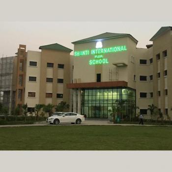 SHANTI INTERNATIONAL PJH SCHOOL