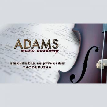 Adams Music Academy in Thodupuzha, Idukki