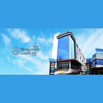 Hotel Bhagavath Gardens in Chengannur, Alappuzha