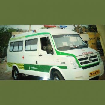 Rasi Ambulance Services in Chennai