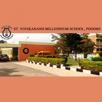 St. Vivekanand Millennium School in Pinjore, Panchkula
