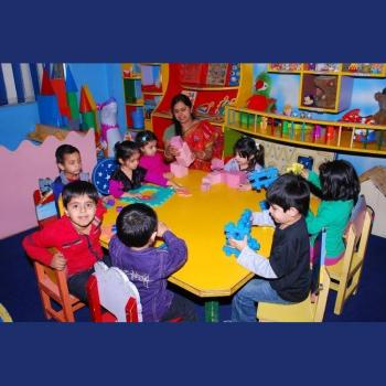 Kids Heaven Day Care & Play School