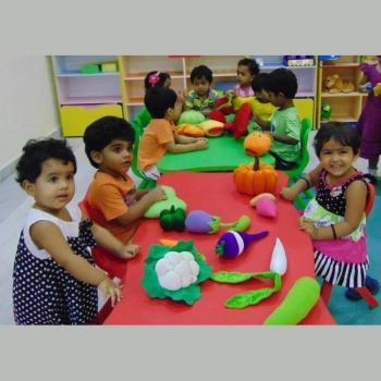 Strawberry Play School in Cherthala, Alappuzha
