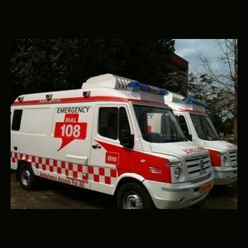 Priya Ambulance Service in Ernakulam