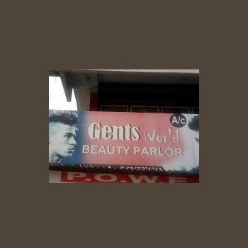 Gents World Beauty Parlour in Irinjalakuda, Thrissur