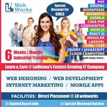 LN Webworks in Ludhiana