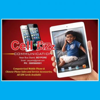 Cellbizz Mobiles in Beypore, Kozhikode