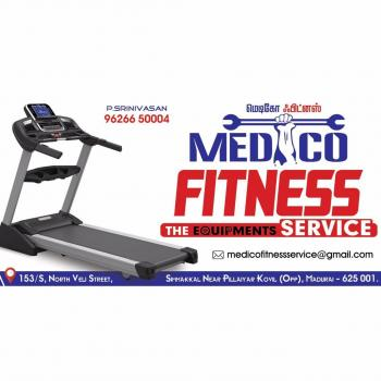 MEDICO FITNESS in Madurai