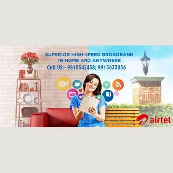 Airtel Broadband in Chandigarh, West Tripura