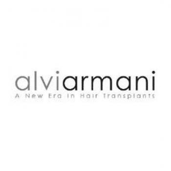 Alvi Armani in New Delhi
