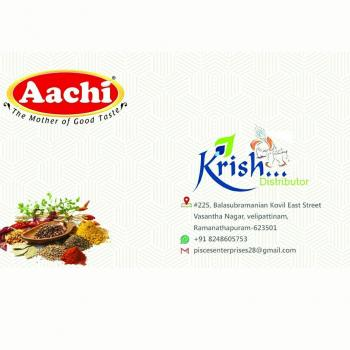Krish Distributor in Ramanathapuram