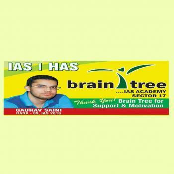 Brain Tree IAS Academy in Chandigarh, West Tripura