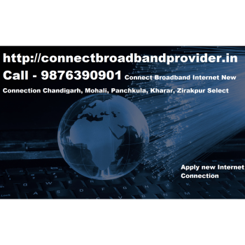 connect broadband provider Chandigarh in Chandigarh, West Tripura