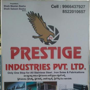 Prestige industries in Kadapa