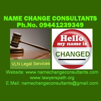 VLN Legal Services in Hyderabad