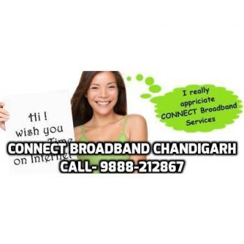 Connect Broadband Chandigarh in Chandigarh, West Tripura