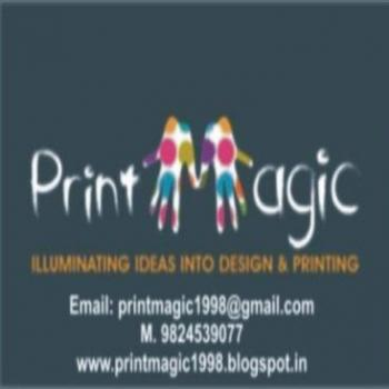 PRINT MAGIC in Ahmedabad