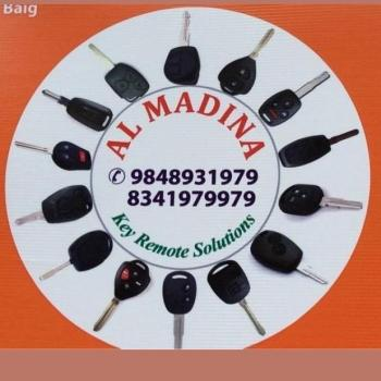 Al - Madina Key Remote Solutions in Vijayawada, Krishna