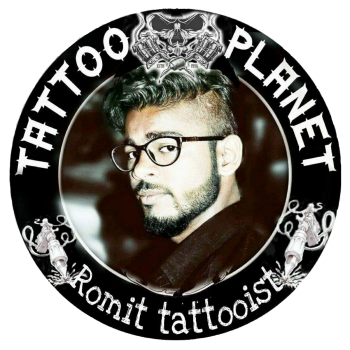 Romit Tattoo Planet in Muzaffarpur