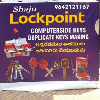 Shaju Lock Point in Visakhapatnam
