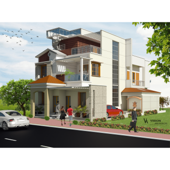 Vision Architects & Associates in Barwani