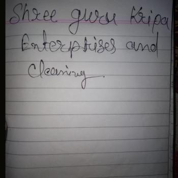 Shree guru kripa Enterprises and cleaning