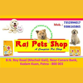 raj pet shop in Patna