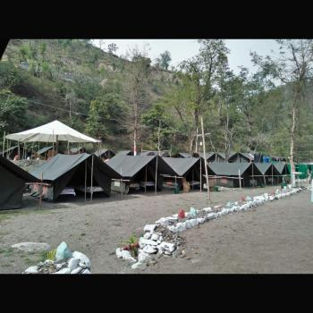 Camp Riverside Rishikesh in Delhi