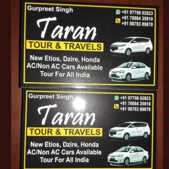 TaranTaur&Travels  gurpreet singh in Mohali