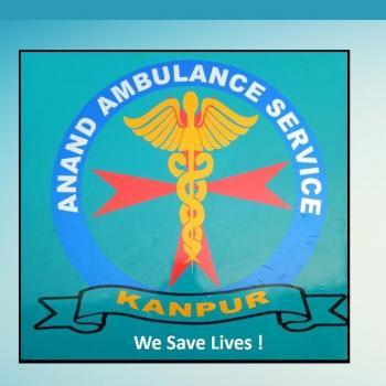 Anand Ambulance Service in Kanpur, Kanpur Nagar