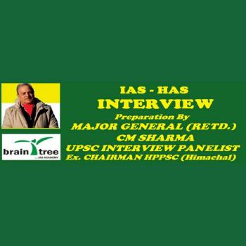 Brain Tree IAS Academy in CHANDIGARH