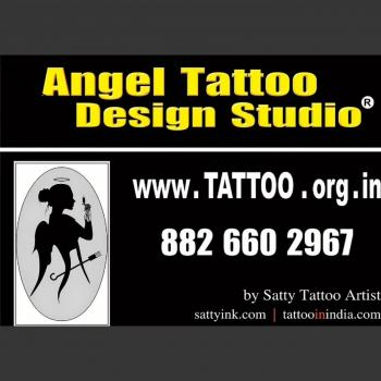 Angel Tattoo Design Studio in Gurgaon, Gurugram