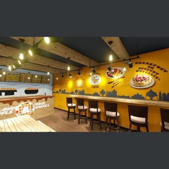 Belgium Waffle in Jaipur