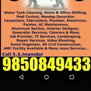 A2z service 9850849433 maharashtra karnataka in Solapur