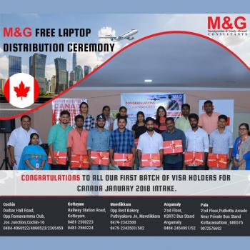 M and G world immigration &study abroad consultant in Kochi, Ernakulam