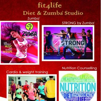 Fit4life Diet & Zumba Studio in Thrissur