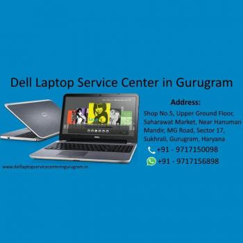 Dell Laptop Service Center in Gurugram in Gurgaon, Gurugram