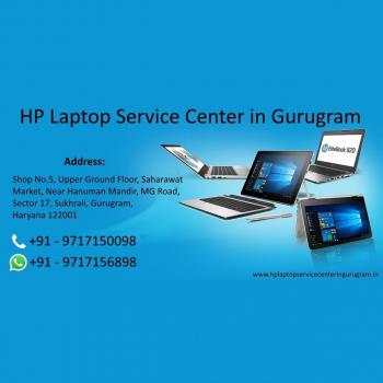 HP Laptop Service Center in Gurugram in Gurugram