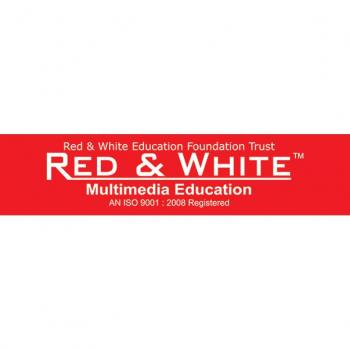 Red & White Multimedia Education in Surat