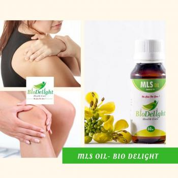 MLS OIL  Best Pain Relief Oil in Ahmednagar