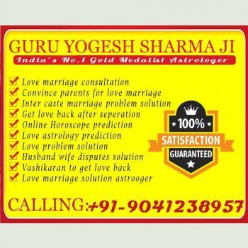 No.1 Guru Yogesh Sharma ji in Chandigarh