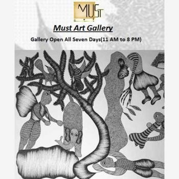 Must Art Gallery in New Delhi