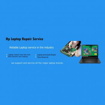 HP Laptop Repair Service In Delhi in Delhi