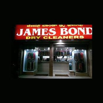 James Bond Dry Cleaners in Bangalore