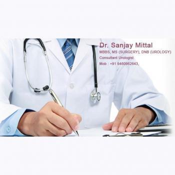 Dr. Sanjay Mittal in Jaipur