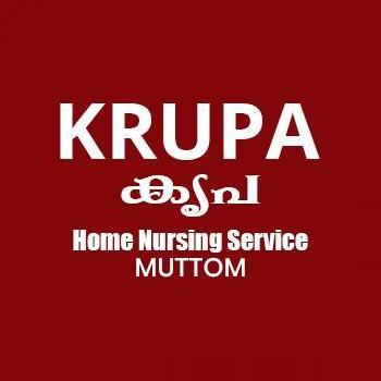 Krupa Home Nursing Service in Muttom, Idukki