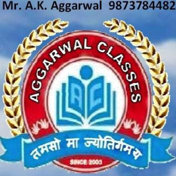 Aggarwal Classes Institute in Delhi