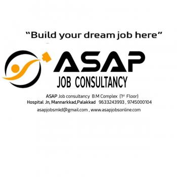 ASAP JOB Consultancy in Palakkad