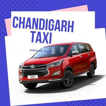 Hire Cab in Chandigarh